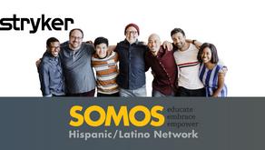 Stryker's Hispanic/Latinx Network (SOMOS)