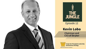 "5 highlights from Kevin Lobo's interview on Western Michigan University's ""The Jungle"""