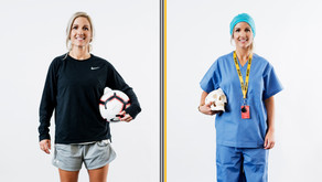 From the soccer field to the operating theatre