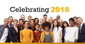 Celebrating 2018