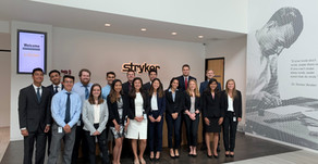 7 ways Stryker is celebrating National Intern Day