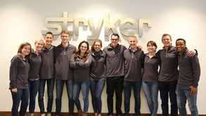 Make a difference as a Stryker Intern
