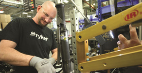 5 reasons to join Stryker's manufacturing team