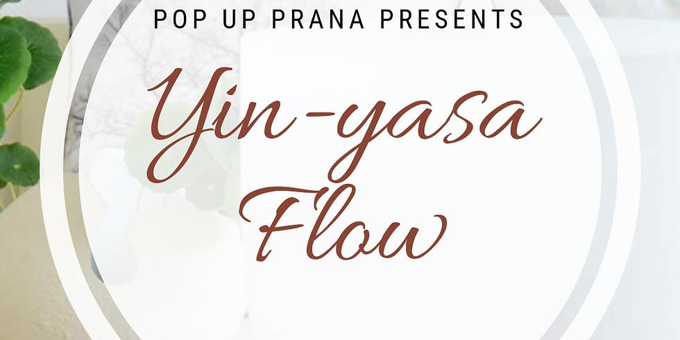 Yin-yasa Flow