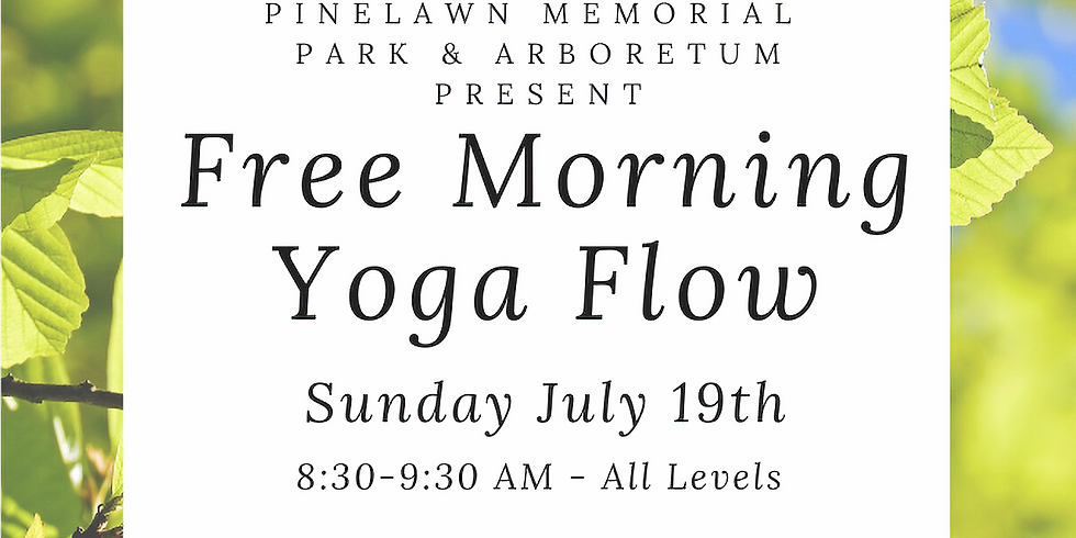 Pinelawn Memorial Park & Arboretum Morning Flow