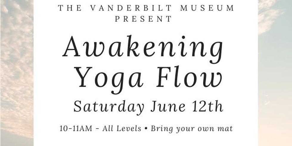 Vanderbilt Awakening Morning Yoga Flow