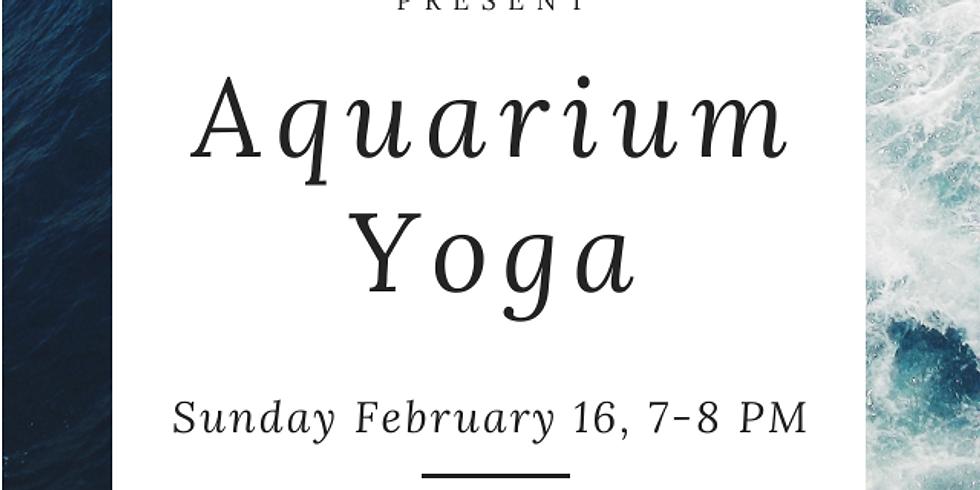 Aquarium Yoga