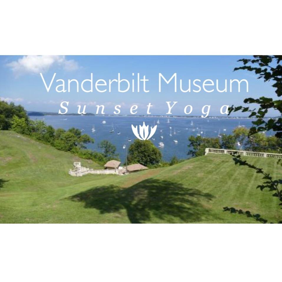 Vanderbilt Museum Sunset Yoga