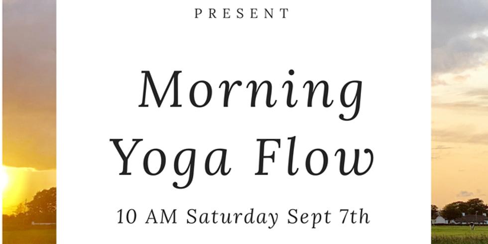 Vanderbilt Museum's Morning Yoga Flow