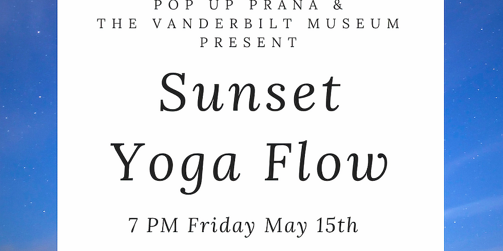 Vanderbilt Museum May Sunset Yoga Flow (1)
