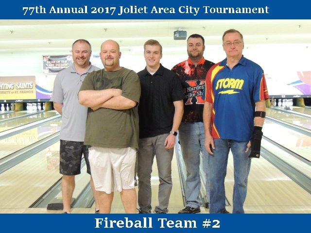 Fireball Team #2