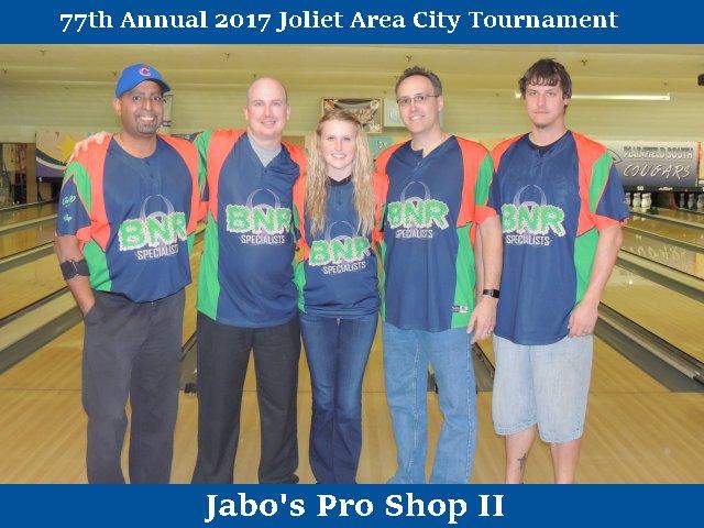 Jabo's Pro Shop II