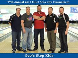 Geo's Step Kids