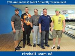 Fireball Team #8