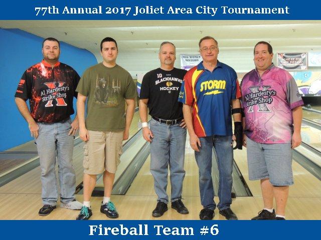 Fireball Team #6