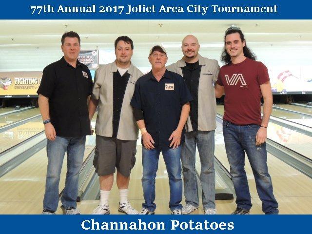 Channahon Potatoes