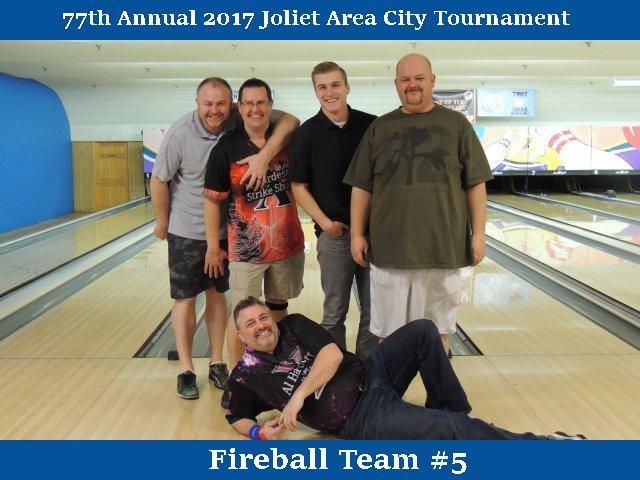 Fireball Team #5