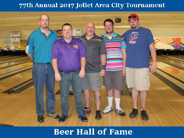 Beer Hall of Fame