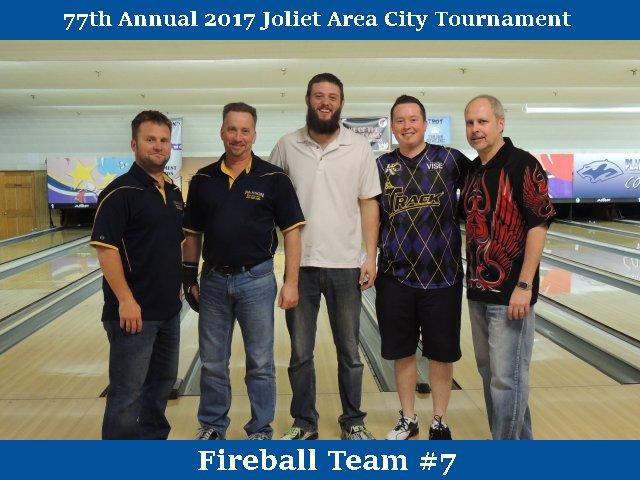 Fireball Team #7