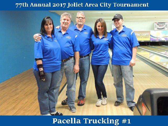 Pacella Trucking #1