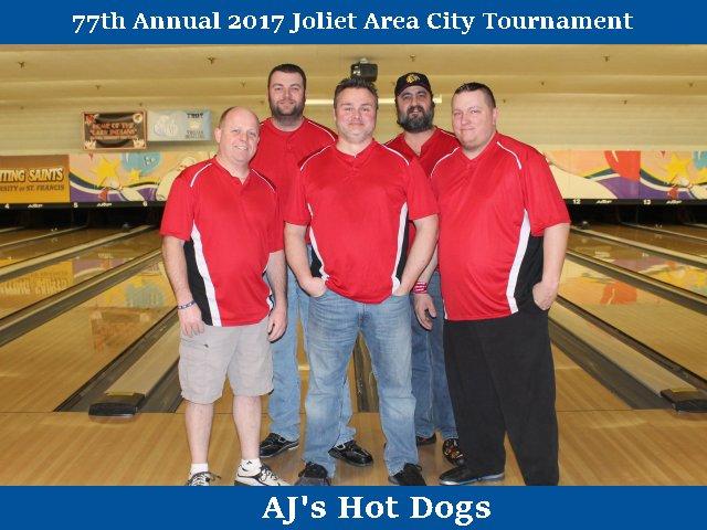 AJ's Hot Dogs