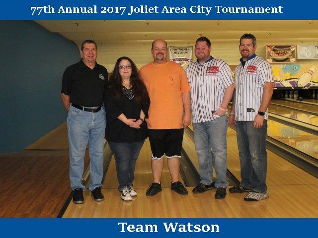 Team Watson
