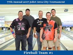 Fireball Team #1