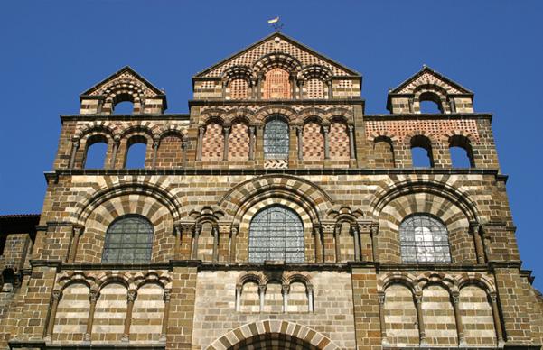La cathédrale (Notre Dame du Puy)