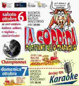 Corrida Frosinone Associazione Rione Giardino