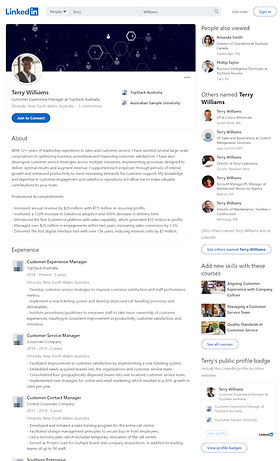 LinkedIn Profile Sample Australia.jpg