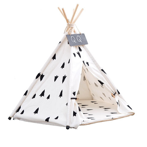 Cute Tent Bed for Dogs & Cats