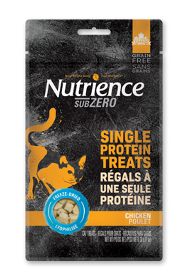 Nutrience GF SubZero F/D Cat Chicken Breast 30g