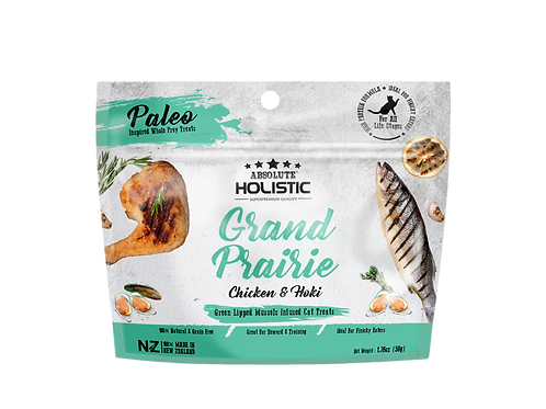Absolute Holistic Air Dried Cat Treats Grand Prairie 50g
