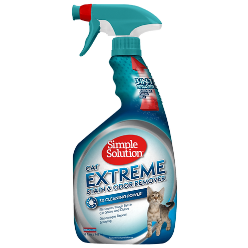 Simple Solution Extreme Cat Stain & Odor Remover