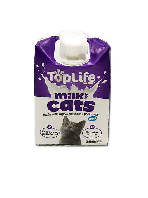 Top Life Cat Goat Milk 200ml