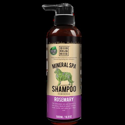 Reliq Mineral Spa Dog Rosemary Shampoo
