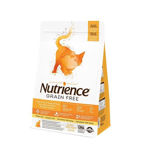 Nutrience GF Cat Turkey,Chicken&Herring