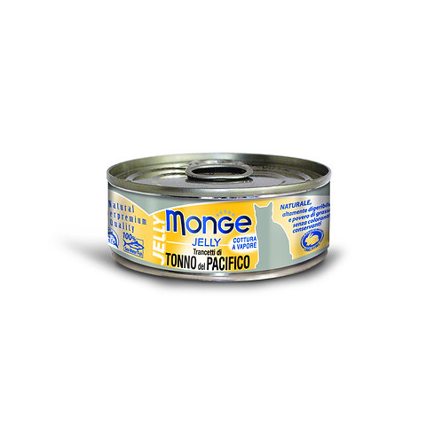 Monge Jelly Yellowfin Tuna 80g