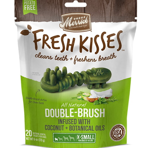 Merrick Fresh Kisses Coconut Brush