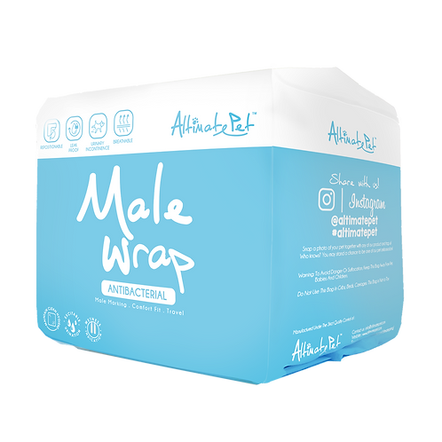 AltimatePet Male Wrap