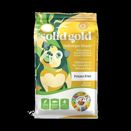 SOLID GOLD PEARLED BARLEY & FISH (HOLISTIQUE BLEND)