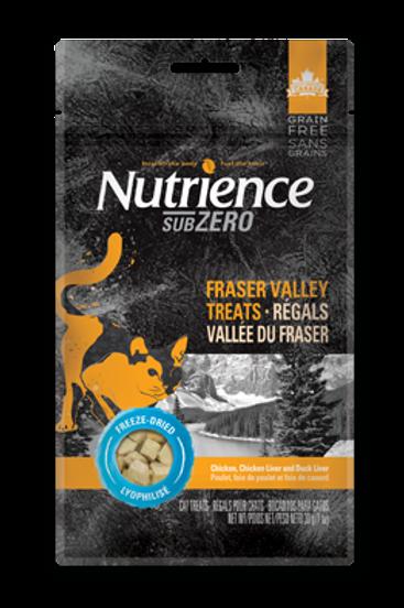 NT SubZero Fraser Valley F/D Cat Treat 30g
