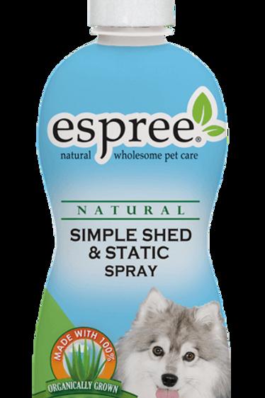 Espree Simple Shed Static Spray 355ml