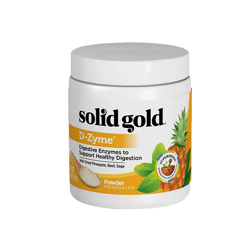 Solid Gold D-zyme Powder 6oz