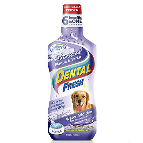 Dental Fresh Plaque/Tartar 17oz