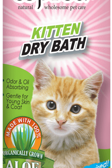 Espree Kitten Dry Bath 170g