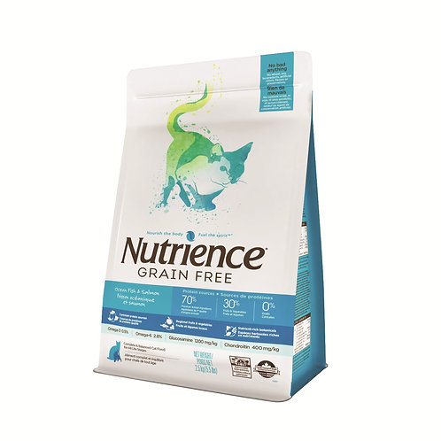 Nutrience GF Cat Ocean Fish