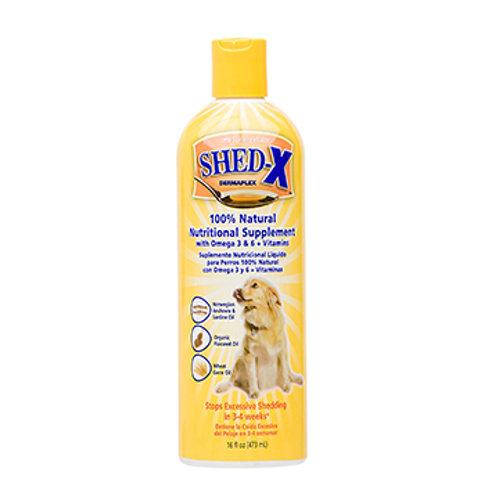 Shed-X For Dog 16oz