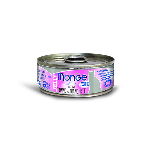 Monge Jelly Yellowfin Tuna With Whitebait 80g
