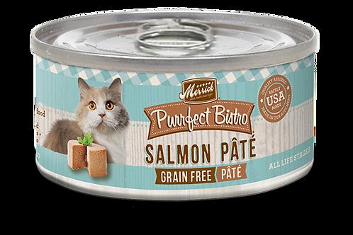 Merrick Purrfect Bistro Salmon Pate 5.5oz